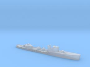 Italian Cassiopea Torpedo boat 1:3000 WW2 in Smoothest Fine Detail Plastic