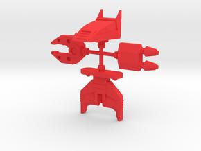 Slaughter Steelgrave Glyos Kit in Red Processed Versatile Plastic