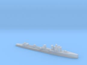 Italian Aquilone destroyer WW2 1:2400 in Smoothest Fine Detail Plastic