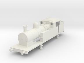 b-87-gcr-c13-loco in White Natural Versatile Plastic