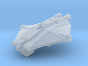 VCX-100 light freighter Ghost in Smooth Fine Detail Plastic