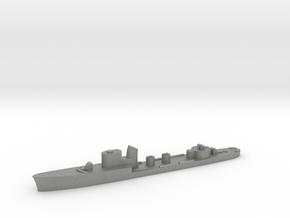 Italian Andromeda torpedo boat 1:3000 WW2 in Gray PA12