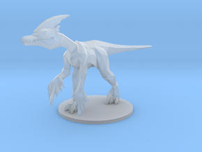 Monster Hunter Velocidrome based miniature games in Smooth Fine Detail Plastic