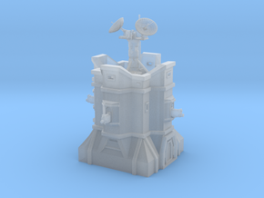 Command Bastion Relay Station  in Smooth Fine Detail Plastic