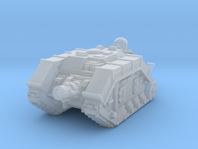 DKoK Thunderer Tank with Trenchskids in Smooth Fine Detail Plastic