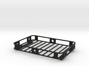 Truck Cab Roof Rack/Basket - Element Enduro in Black Natural Versatile Plastic