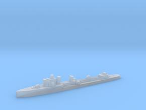 Italian Euro destroyer WW2 1:3000 in Smoothest Fine Detail Plastic