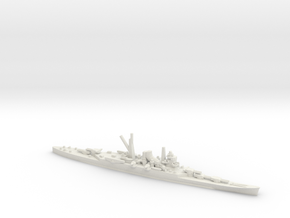 Japanese Mogami-Class Cruiser (5x2) in White Natural Versatile Plastic