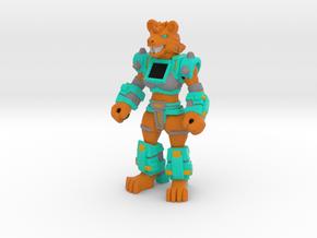 Hardcore Hyena (Full Color Sandstone) in Natural Full Color Sandstone: d3