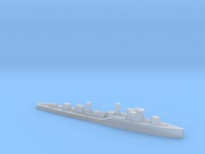 Soviet Uragan guard ship 1:2400 WW2 in Smoothest Fine Detail Plastic