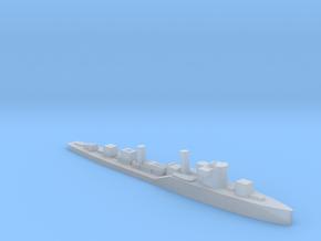 Soviet Burya guard ship 1:1800 WW2 in Smoothest Fine Detail Plastic