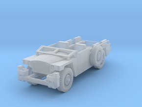 Land Rover 109 72-sin capota-proto-01 in Smoothest Fine Detail Plastic