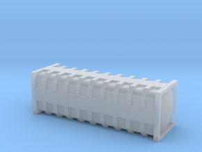 Flüßigkeitscontainer Scale TT in Smooth Fine Detail Plastic