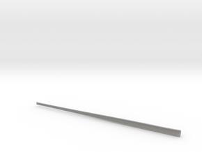 Hilt Hand Grip Half (symmetrical) - Combat Epee -  in Aluminum