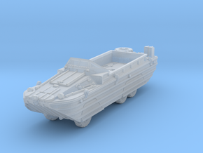 gmc DUKW military boat truck in Smoothest Fine Detail Plastic: 1:220 - Z