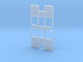 o-152fs-cavan-leitrim-coach-balcony-end-set2 in Smooth Fine Detail Plastic