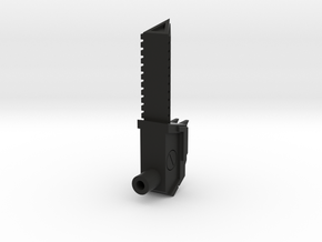 TFP BD gun in Black Natural Versatile Plastic