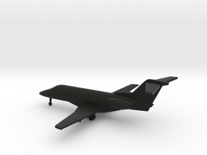 Pilatus PC-24 in Black Natural Versatile Plastic: 1:200