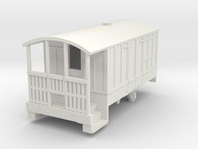 0-87-cavan-leitrim-4w-passenger-brakevan in White Natural Versatile Plastic