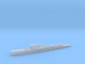 Italian Ardente torpedo boat 1:3000 WW2 in Smoothest Fine Detail Plastic