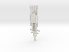 Nidhoggur - Eve Online (24 inches) in White Natural Versatile Plastic