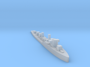 Soviet Purga guard ship 1:1800 WW2 in Smoothest Fine Detail Plastic