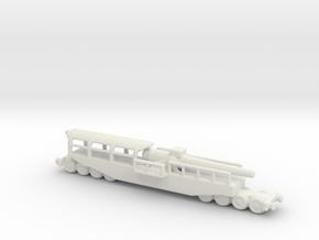 24 cm SK L/40 Theodor Karl 1/144 in White Natural Versatile Plastic