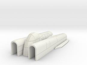 MFR 1 in White Natural Versatile Plastic