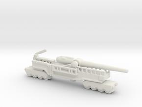 20cm kanone e l/40 1/285 6mm in White Natural Versatile Plastic