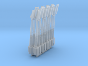 WING-Y STUDIO SCALE NACELLE ARMS SET in Smooth Fine Detail Plastic