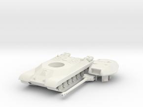 1/100 IS-4 in White Natural Versatile Plastic