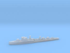 Soviet Zarnitsa guard ship 1:2400 WW2 in Smoothest Fine Detail Plastic