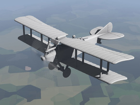 Albatros C.III (Benz, various scales) in Gray PA12: 1:144