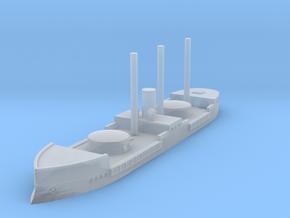 1/1250 Lutfi Djelil Costal Defense Turret Ship in Smooth Fine Detail Plastic