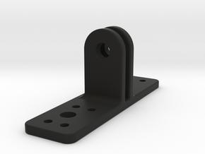 Servo Abwurf GoPro Aufnahme in Black Natural Versatile Plastic