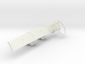 SC-Dash in White Natural Versatile Plastic