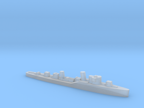 Soviet Grom guard ship 1:3000 WW2 in Smoothest Fine Detail Plastic