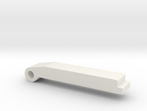 VSR10 Action Army Hopup Arm in White Natural Versatile Plastic