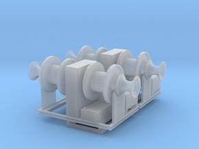 Deck Winchx2 in Smooth Fine Detail Plastic