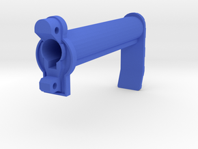 Incognito Minimalist Shoulder Stock for MP5K in Blue Processed Versatile Plastic