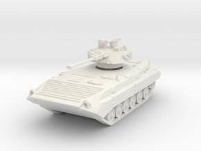 BMP 2 ATGM 1/76 in White Natural Versatile Plastic