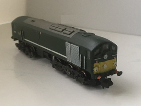 FINEST Class 28 CoBo Kit N Gauge in Smoothest Fine Detail Plastic