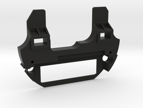 16x2 LCD Display Bracket for a BMW 3-Series E36 in Black Natural Versatile Plastic