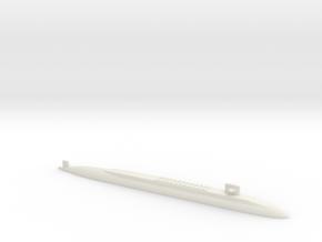 Ohio SSBN, 1/1250 in White Natural Versatile Plastic