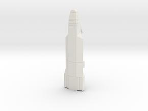 LOGH Fezzani Undutiness 1:3000 in White Natural Versatile Plastic