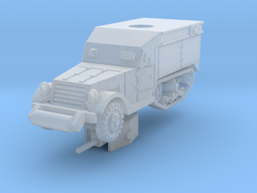 Zahlan Half-Track 1:144 in Smooth Fine Detail Plastic