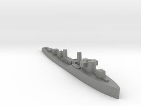 Soviet Shkval guard ship 1:2400 WW2 in Gray PA12