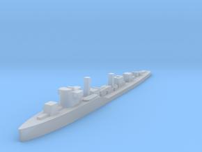 Soviet Shtorm guard ship 1:1800 WW2 in Smoothest Fine Detail Plastic