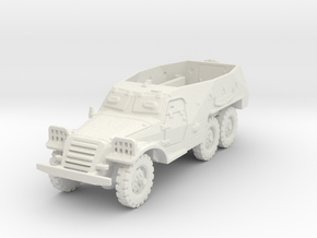 BTR 152 early 1/100 in White Natural Versatile Plastic