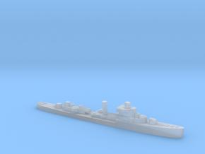 USS Davis destroyer late war 1:3000 WW2 in Smoothest Fine Detail Plastic